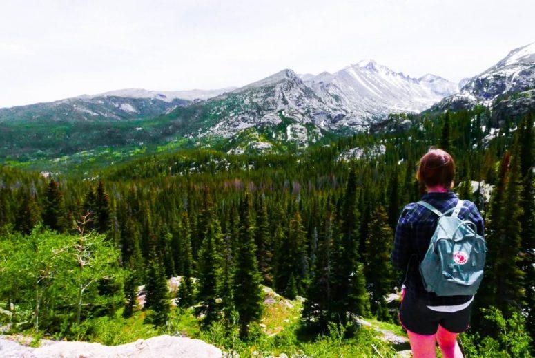 Mountain Vista Addie Rocky Mountain National Park