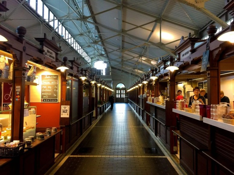 Hakaniemi & Old Market Hall Helsinki Finland Best Food Markets in Europe