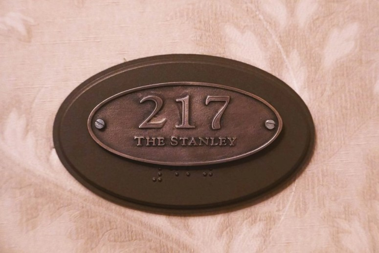 Room 217 Stanley Hotel The Shining