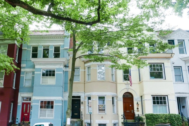 Georgetown Row of Houses