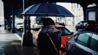 adhd woman late diagnosis rain