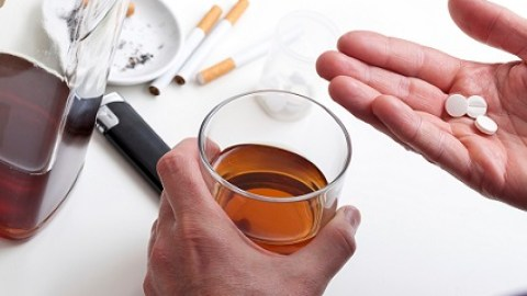 Alcohol and marijuana are the substancesmost commonly abused by ADHDers, but other recreational drugs like cocaine, amphetamines, opiates, Quaaludes, and prescription drugs can also cause problems.Additionally, young adults with ADHD are more likely to smoke at an early age, and are more likely to become dependent on nicotine.