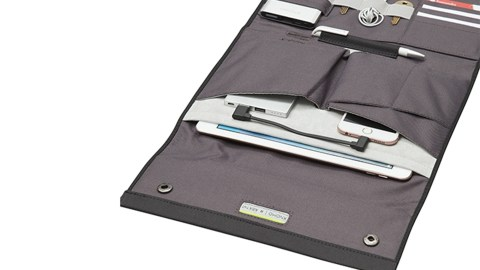 The Knomad organizer is perfect for fixing your ADHD problems with disorganization