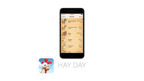 Hay Day is a great app for kids with ADHD