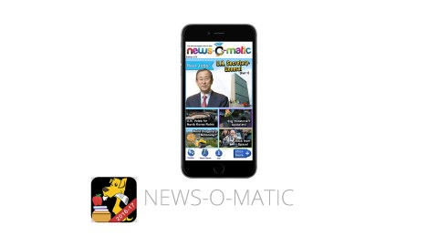 News-o-matic is a great app for kids with ADHD