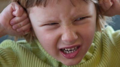 Young child is upset about taking ADHD medications