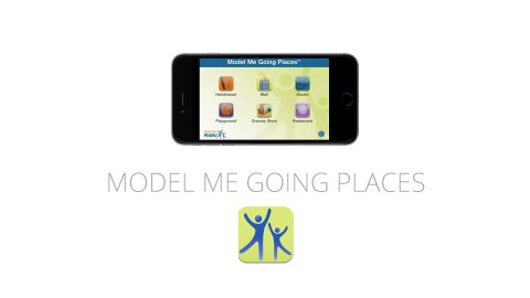Model Me Going Places is a great app that builds social skills for children with ADHD