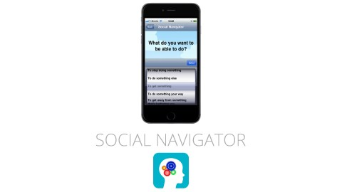The Social Navigator is a great app that builds social skills for children with ADHD