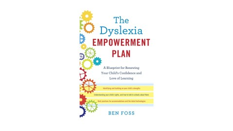 The Dyslexia Empowerment Plan is a great book for parents with ADHD and dyslexia children to read