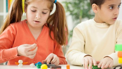 How mazes, blocks, and play sets can build the friendship skills of your child with ADHD.