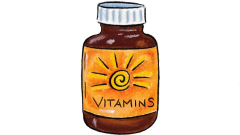 ADHD vitamins and supplements