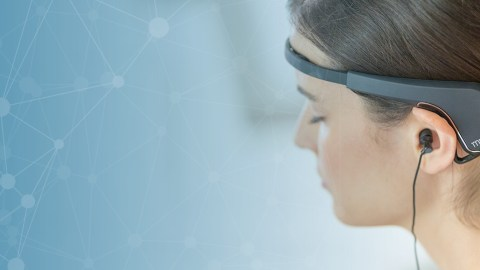 The Muse Brain headband helps an ADHD calm down and practice mindfulness
