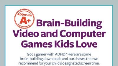 Brain-Building Video Games Kids Love