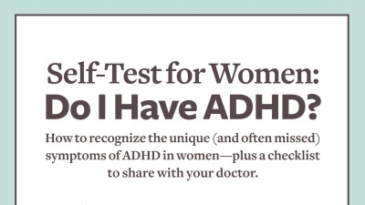 How to recognize the symptoms of ADHD in women