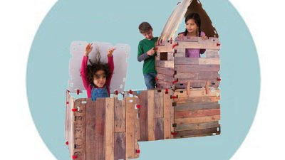 Fort Kit for Kids with ADHD