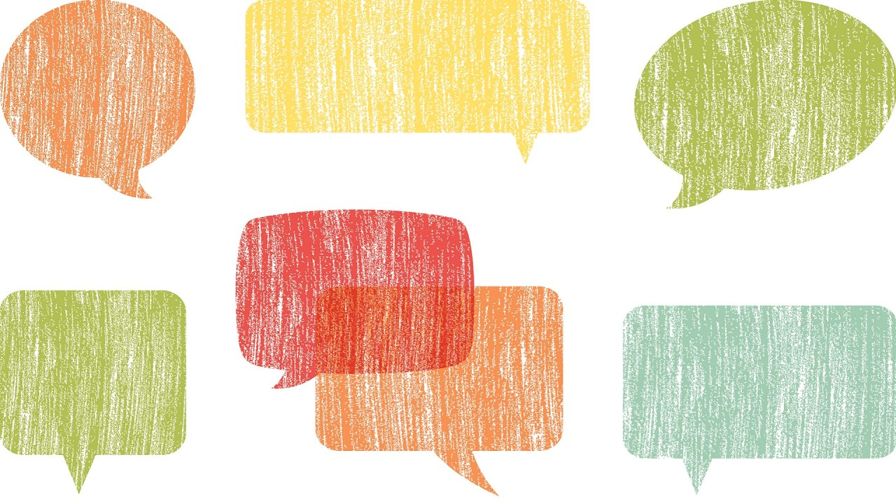 Building conversation skills