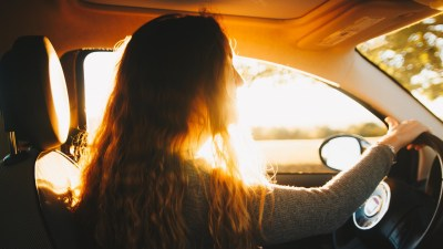 A teen with ADHD and anxiety sits behind the wheel to learn to drive.