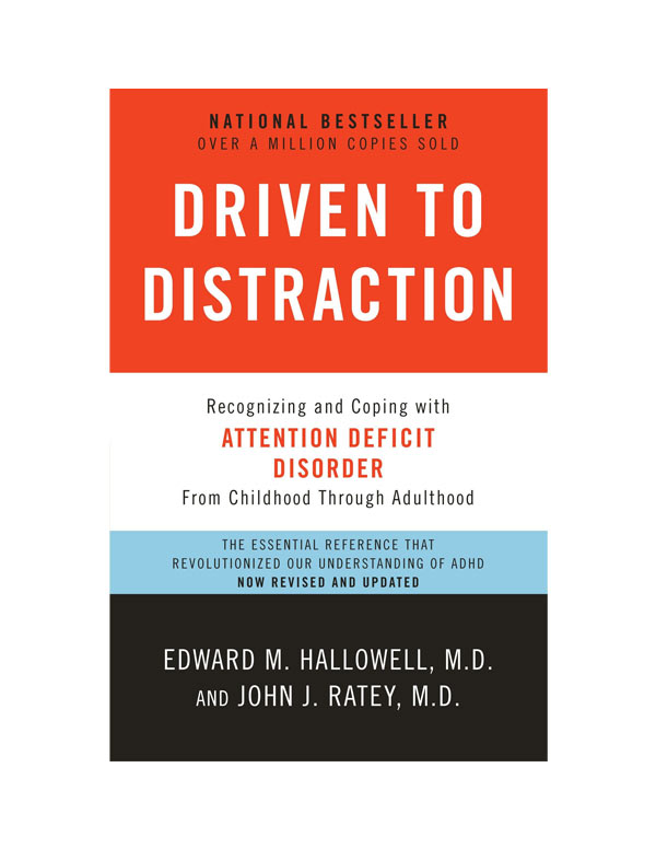 driven to distraction book