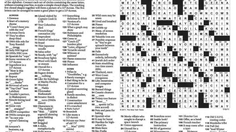 New York Times Crossword Puzzle Book