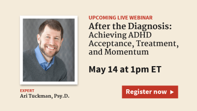 What to Do After an ADHD Diagnosis: Coping Mechanisms and Treatment