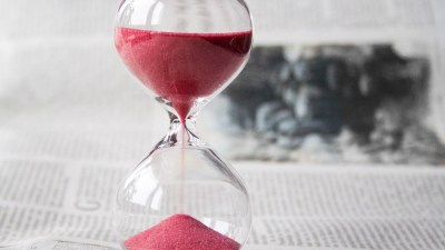 Timers help ADHD people with time management