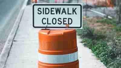 one way street dead end
