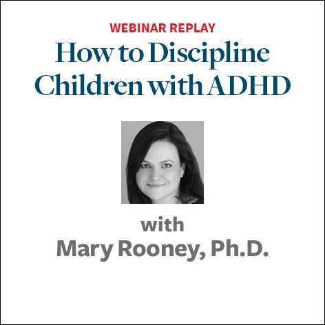 How to Discipline Children with ADHD