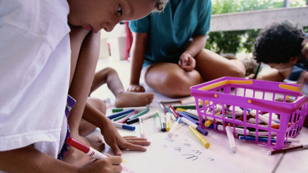 Colour therapy for hyperactivity - Colour Therapy For Hyperactivity