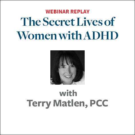 secret lives of women with adhd