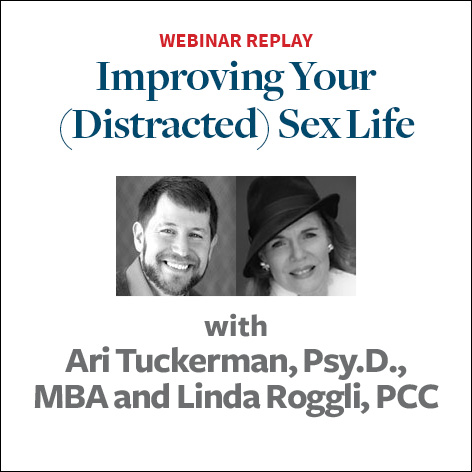 improving your distracted sex life