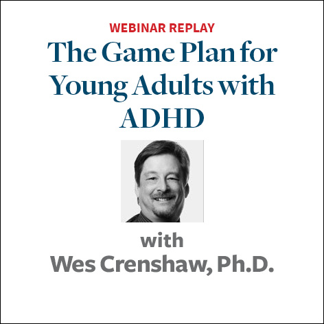 the game plan for young adults with adhd