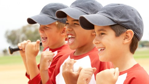 Sports and activities for kids with ADHD: baseball