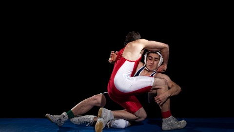 Sports and activities for kids with ADHD: wrestling