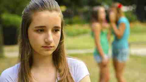 ADHD teen has depression