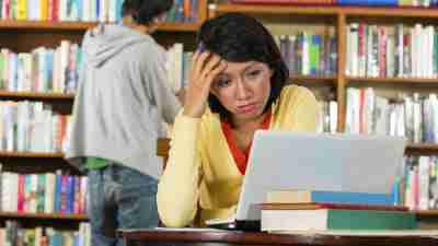 Mom of child with ADHD is researching school accommodations