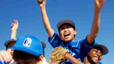 America's favorite pastime, baseball can teach your ADHDer patience, sportsmanship, and teamwork — but modifications designed to keep your child active and engaged are crucial to his success. Talk with your child's coach about incorporating the following modifications to minimize your child's downtime and boredom: 1) Frequently changing drill patterns and field positions, 2) Alternating between multiple practice stations, and 3) Giving your ADHD child a coach's assistant job while waiting for his turn at bat.
