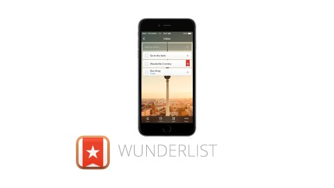Wunderlist is a great app to improve productivity for people with ADHD