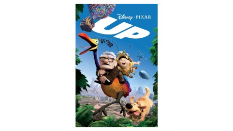 Dug, the funny dog from the movie Up, is a great character with ADHD