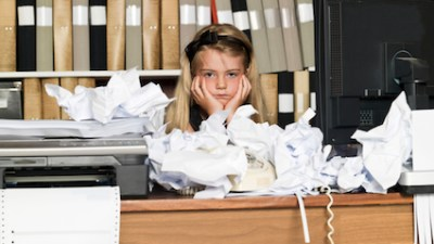 "Many children with ADHD have difficulty with paper flow, meaning they have trouble keeping track of the assignments coming in and out. Let's call this child ""Disorganized Danny."" Dealing with a messy binder can be frustrating for parent and child alike — particularly when the homework is completed and then lost before being turned in!"