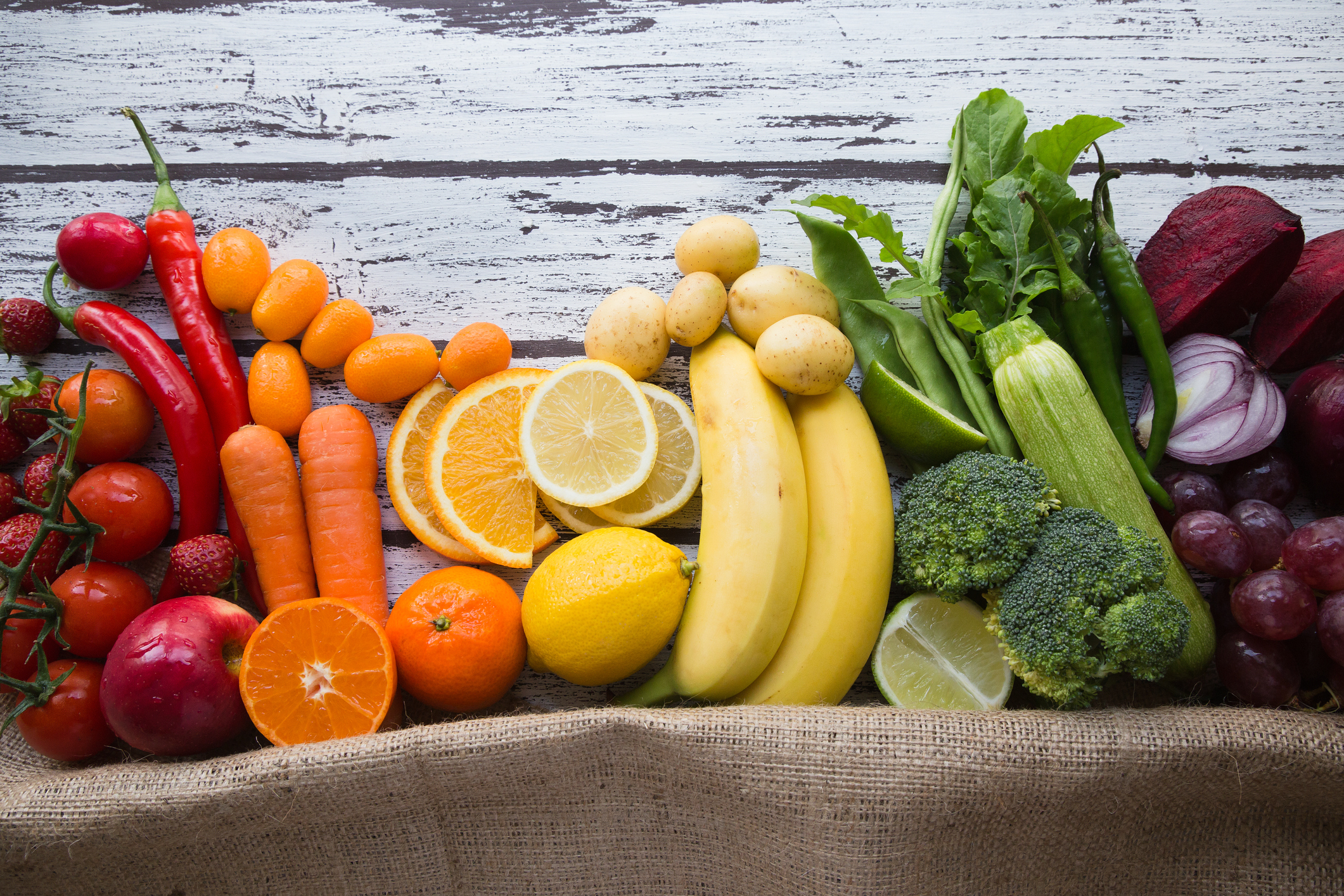 ADHD Nutrition: Fruits, Vegetables, and ADD Risk for Children