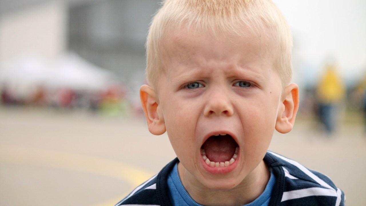 ADHD in Children: How to Avoid a Temper Tantrum
