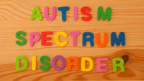 Autism spectrum disorder now encompasses symptoms formerly called Asperger's Syndrome.