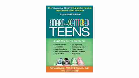 Smart but Scattered Teens is a great book for parents of ADHD children to read