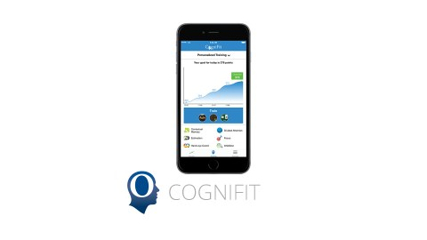 "CogniFit starts with a quick quiz to assess your cognitive abilities, then personalizes activities to challenge your mind and train your brain. ADHDers will benefit from emphasis on key abilities like focus, memory, and attention. Competitive? You can challenge your friends and earn ""Neurons"" to track your progress."