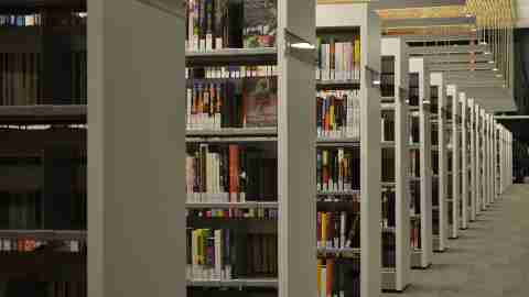 Office of Student Disabilities: College Library