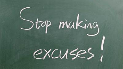Adult ADHD: End the Excuses - Stop Calling Yourself Out