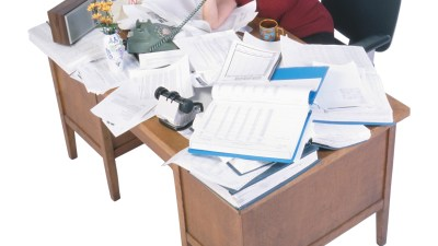 ADHD and Organization: Attack of the Stacks!
