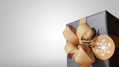 Keep gifts within the holiday budget