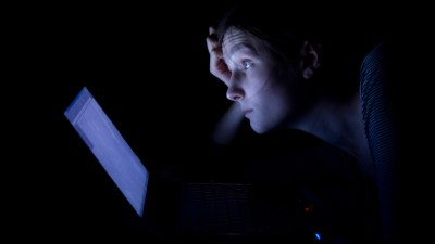 Adult with ADHD unable to sleep