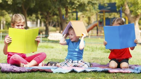 Stop the Summer Slide: ADHD Summer Reading Guide